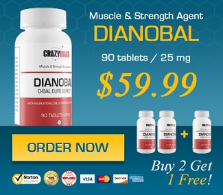 Crazy Mass Dianabol Pills