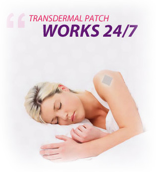 How does Slim Weight Patch work