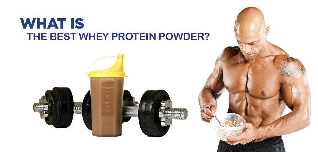 What is the Best Whey Protein Powder on the market?