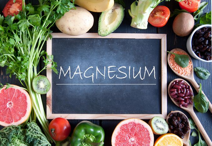 6 magnesium rich foods for your diet