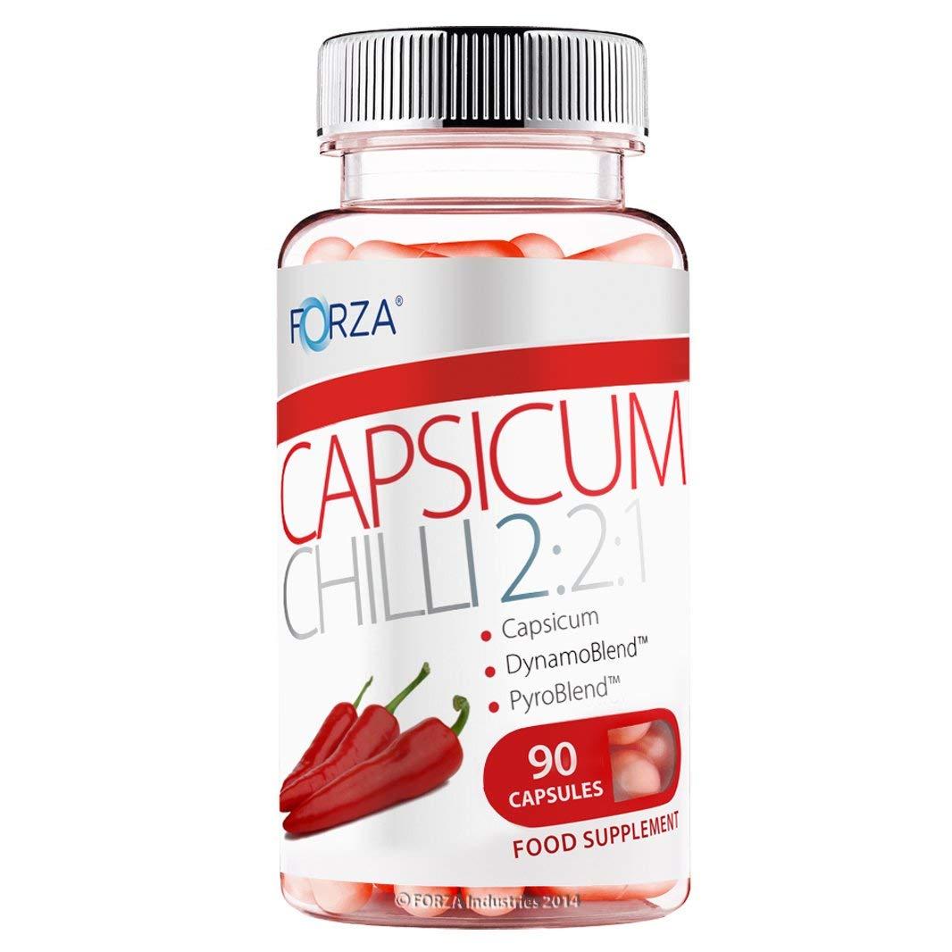 Forza Capsicum Chilli 2:2:1