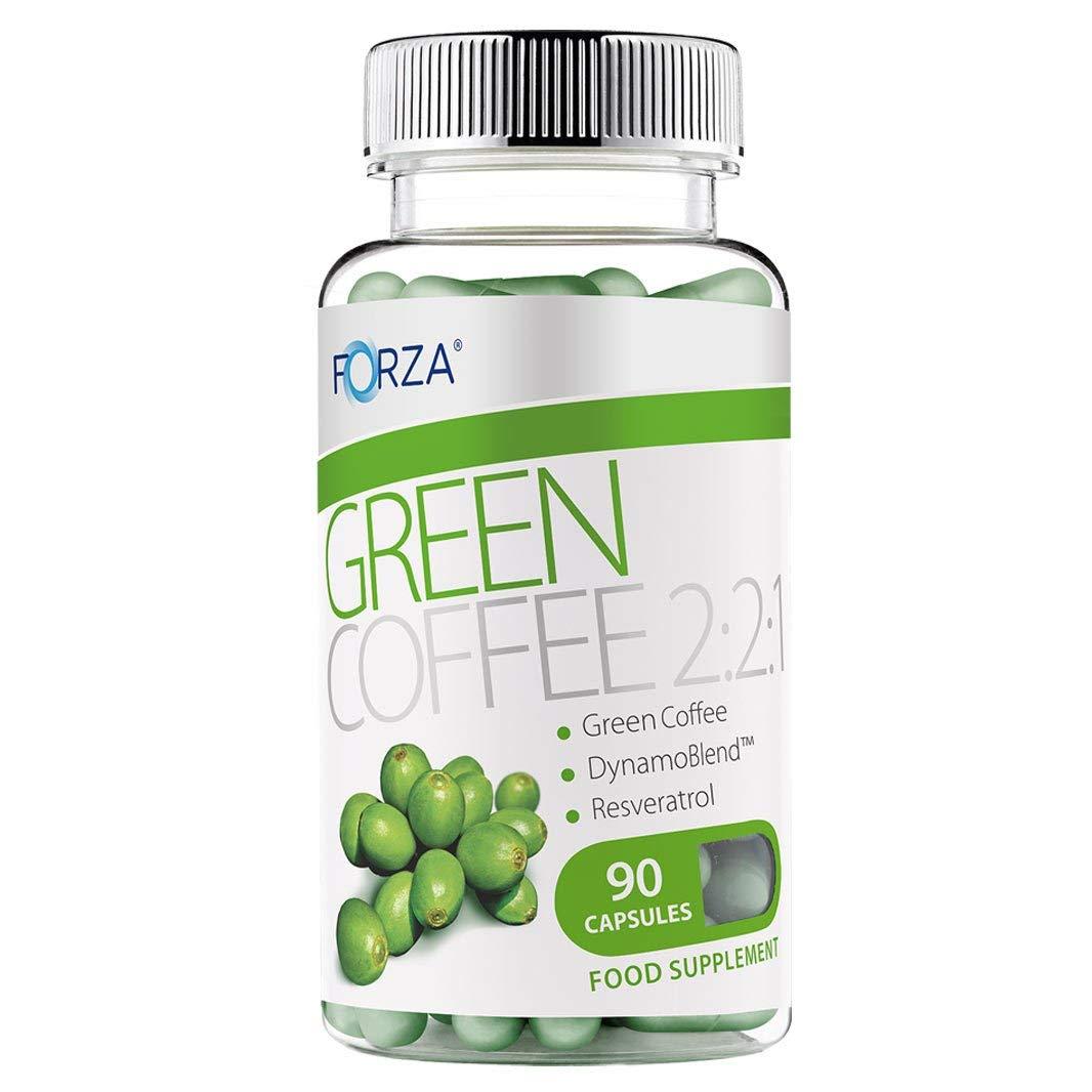 FORZA Green Coffee 2:2:1