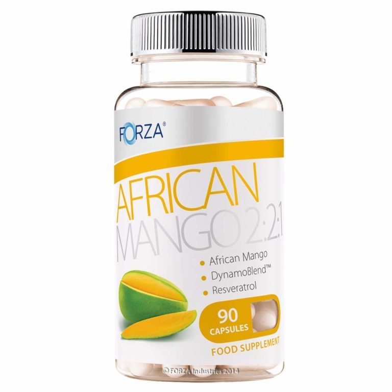 Forza African Mango Review (Discontinued)