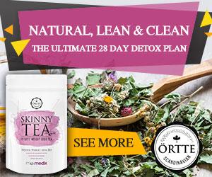 Ortte Skinny Tea