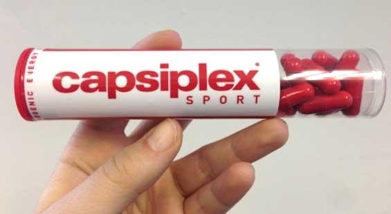 Capsiplex Sport Tube