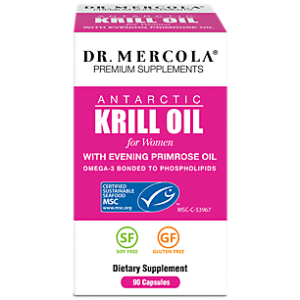 Dr. Mercola Krill Oil for Women