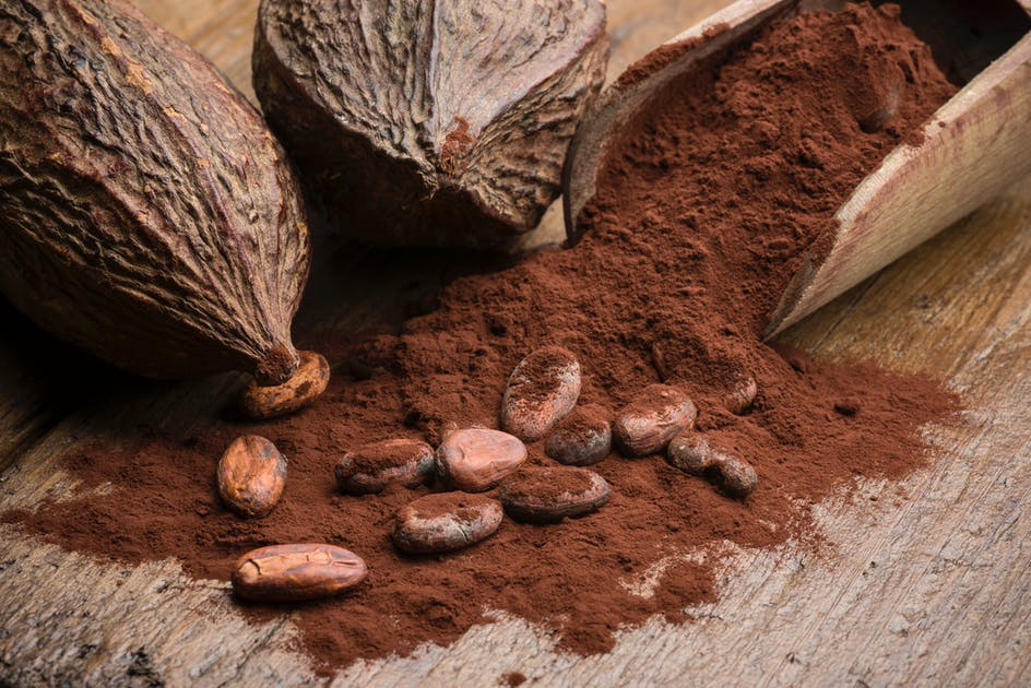 cocoa powder