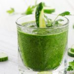 kale cucumber lemon smoothie